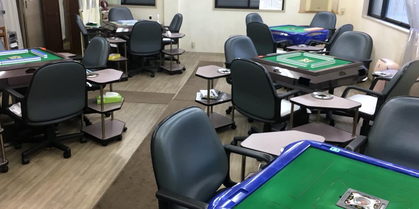 麻雀サロン 京/キョウ - 大阪市福島区の健康麻雀・麻雀教室